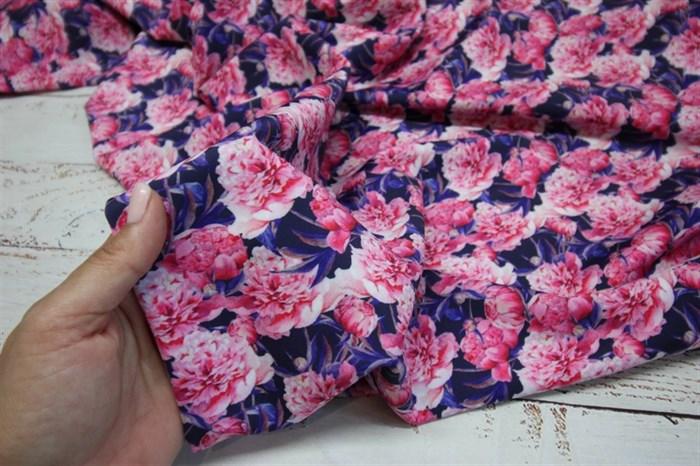 Бифлекс Цветы сиреневые - фото 7077