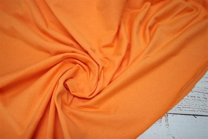 Кулирка чулок хлопок Оранжевый - фото 7950